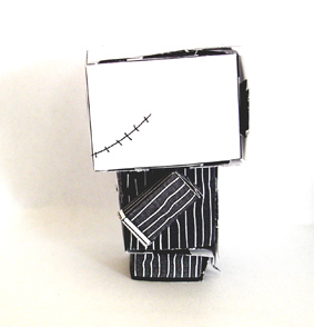 Cubeecraft - Jack Skellington