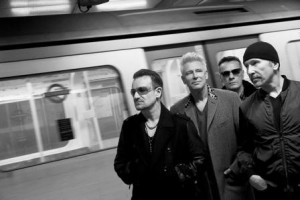 U2 Songs of Innoncence shooting